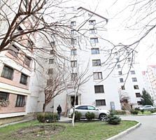Vând! Apartament formidabil cu 3 odăi, la etajul 6 din 7, autonomă!