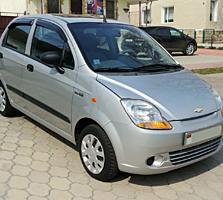 Экономичная и надежная машинка - Chevrolet Matiz