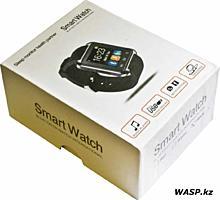SMART часы - новые в упаковке! Недорого!