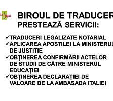Apostila. Traduceri. Legalizari a traducerilor.