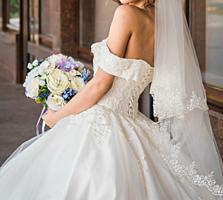 Продам/сдам на прокат свадебное платье!
