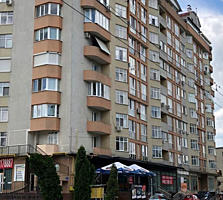 Botanica, Samizegetusa! Apartament cu 2 odăi + living, 95 m2, bloc nou.