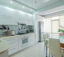 Sec. Rîșcani 3 odăi 70 m2. Design individual. Direct de la stăpîn!!!