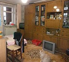 Buiucani, apartament cu 1 odaie, amplasare avantajoasă, zona linistita