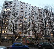 Rîșcani, 2 odăi, 80 m2, Exfactor. Euroreparatie. Bd. Moscova!!!