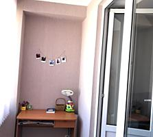Apartamentul se vinde mobilat cu o camera +debara +parcare proprie
