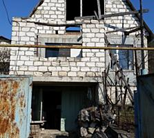 Vind casa cu gradina (total 6 ari), la 3 km de la Chisinau