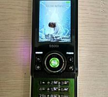 SONY Ericson S500i стандарта GSM