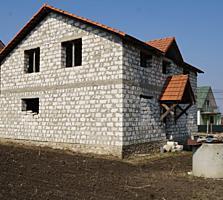 Продается недостроенный дом в пгт Криково