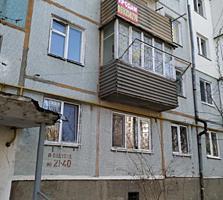 Продается 3-комнатная квартира Н. Йорга 32. Торг