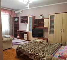 Киевская, 1-комн., котелец, середина, ремонт, мебель, техника!