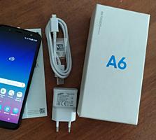 Samsung A6 (2018) de 32 Gb în cutie - 3000 lei