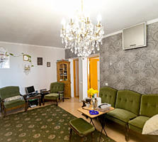 Telecentru. Miorita. Apartament cu 3 camere, euroreparatie, mobila.