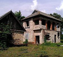 Продам недостроенный дом с. Бычок 6 700 $