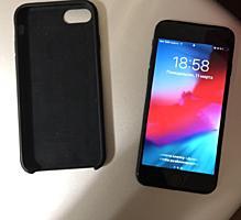 iPhone 7 128гб чёрный матовый