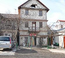 Недостроенный дом в Центре ул. Когылничану