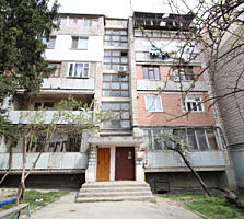 Apartament bun cu 2 odăi, seria 102, etajul 2 din 5, reparație, mobilă