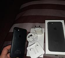 НОВЫЙ| iPhone 7|Black| 32 гиг.