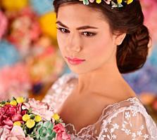 Платье нарядное (можно для свадьбы или выпускного)