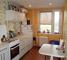 Apartament spațios, 4 camere, 84 mp, reparatie, mobilat - Ciocana.