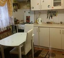 Продается отличный котельцовый дом с сауной, частично с мебелью! 46000$