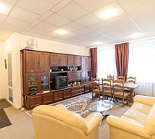 Centru, M. Dosoftei! Apartament cu 2 odai - 60 m2, reparatie, mobila.