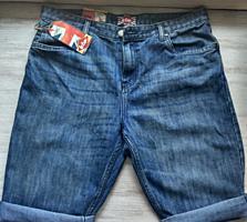 Бриджи джинсовые и плавки