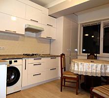 Apartament, 2 camere, cu euroreparaţie şi încălzire autonomă, Buiucani