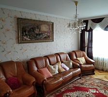 Продается отличная 3 комнатная квартира 74 кв. м. Этаж 7 из 9 евроремо