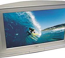 Телевизоры цветные, б/у, в отличном состоянии, недорого. Пульты для ТВ