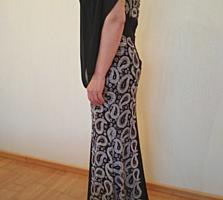 Вечернее платье торг. уместен