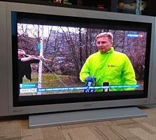 Плазменный телевизор THOMSON (made in france) привезен из германии.