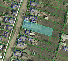 8 соток земли под строительство в г. Бельцы