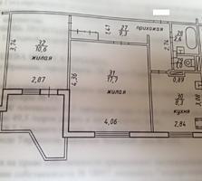 Продам 2-комнатную кв в центре район Орхидеи, 143с, 21000 уе