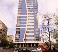 1 cameră + salon, bloc nou, 45 metri, Fourchete, etajul 2