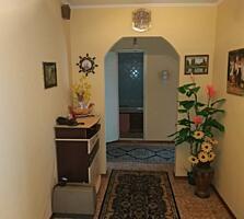 Ciocana, I. Vieru. Seria 135, apartament cu 3 camere, mobila, termopan
