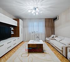 Apartament cu 3 odăi, Buiucani, str. Vasile Lupu!!!