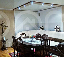 Apartament 97 m2 cu 4 camere, garaj, autonomă, Telecentru