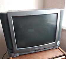 Продам рабочий телевизор TOSHIBA