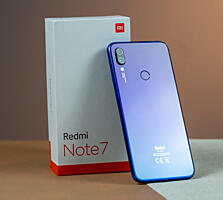 Сяоми Redmi Note 7 3/32GB Blue CDMA+GSM - 3740 руб. ПМР