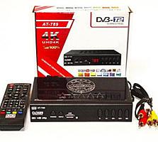 T2 ТВ-приставка бесплатный просмотр 20 каналов. Декодер IDC 300 руб