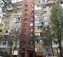 Apartament cu o cameră cu suprafața de 39m2 sectorul Botanica (Jumbo)