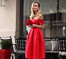 Rochie roșie pentru ocazii speciale