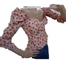 Bluza Casual de Vara / Летняя Блузка