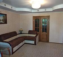 3-комнатная с ремонтом 2/9 этаж, большая кухня