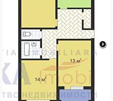 Продам 3-х комнатную квартиру. Буюканы