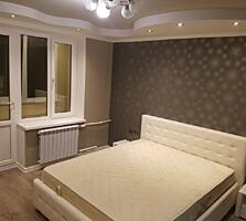 Apartament cu 2 camere separate, euro reparație, 40m2,gata de trai