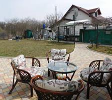 Современная дача в Кодрах - 23 км от Кишинёва!