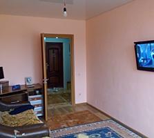 Bubuieci. Бубуечь 3 км от Кишинёва 1 комнатная квартира - кухня