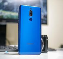 Новый Meizu X8 64GB blue CDMA/GSM Тестирован в IDC + стекло + чехол